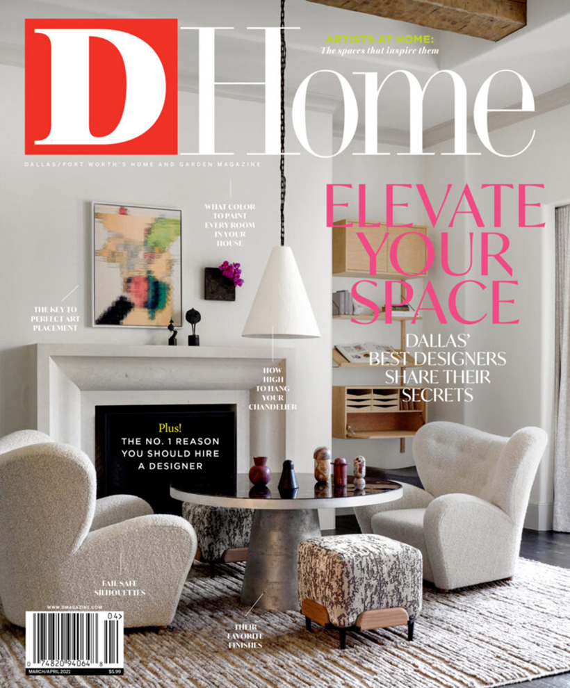 DHome March/April 2021